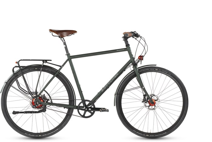 Böttcher Dakkar Herren Fahrrad