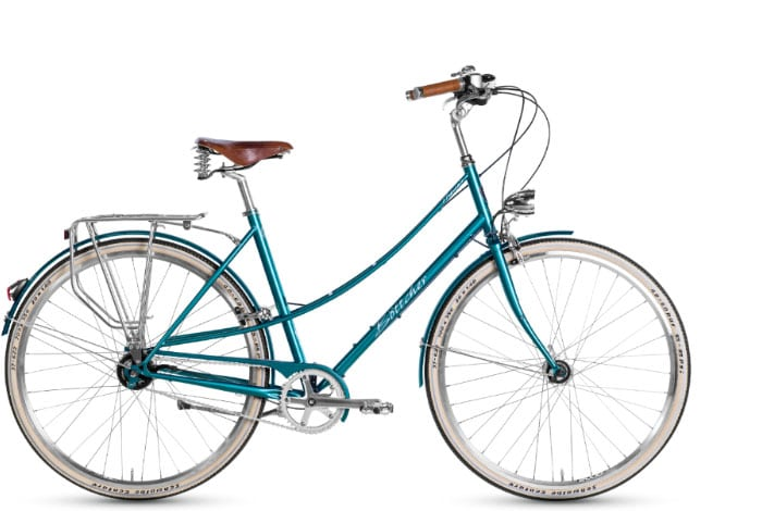 Böttcher Mayfair Damen Fahrrad